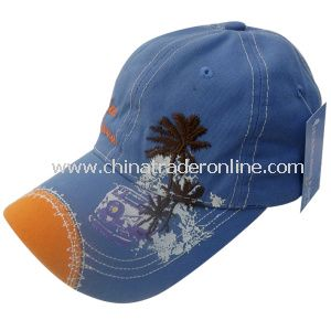 Washed Cap with Join Logo from China