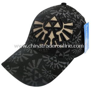 Washed Cap with Special Printing